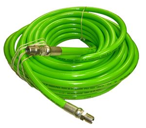 "Picture of 1/2"" x 100' Sewer Jetter Hose 4,000 PSI Green (SOLxSWV)"