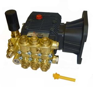 Picture of ZWD-K 3535G 3500PSI, 3.4GPM Comet Direct Drive Pump with Unloader