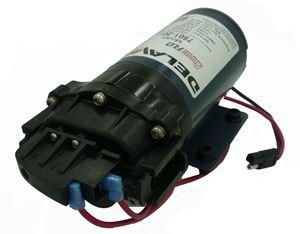Picture of Delavan Diaphragm Pump 12 V, 60 PSI, 1.0 GPM, QA Ports
