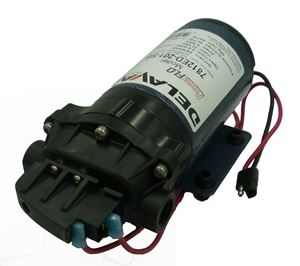 Picture of Delavan Extreme Duty Geolast® Diaphragm Pump 12 V, 60 PSI, 2.0 GPM