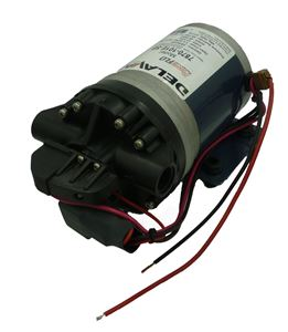 Picture of Delavan FB2 Diaphragm Pump 12V, 60PSI, 7.0GPM, DEM