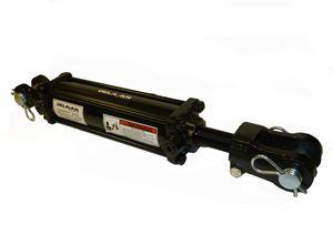 "Picture of Delavan PML 2.5"" x 8"" Hydraulic Tie-Rod Cylinder ASAE Certified"