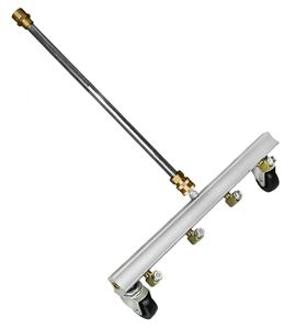 "Picture of 16"" Undercarriage Cleaner with 18"" Extension Wand, 22mm Inlet"