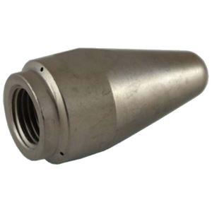 """Picture of Suttner ST-49 """"Predator"""" Sewer Nozzle 1/4"""", # 4.5, 1 Front, 3 Back 7,252 PSI"""