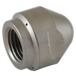 """Picture of Suttner ST-49 """"Negotiator"""" Sewer Nozzle 1/4"""", # 5.0, 1 Front, 3 Back 7,252 PSI"""
