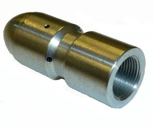 """Picture of Suttner ST-49 Mini Sewer Nozzle 1/16"""", # 6.5, 3 Side 3 Back 7,252 PSI"""