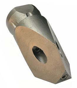 """Picture of 1/2"""" Suttner #12.0 ST-49 Milling Sewer Nozzle 1 Centric 3 Front 6 Rear 5,076 PSI"""