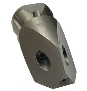 "Picture of 3/8"" Suttner #20.0 ST-49 Milling Sewer Nozzle 1 Centric 3 Front 6 Rear 5,076 PSI"