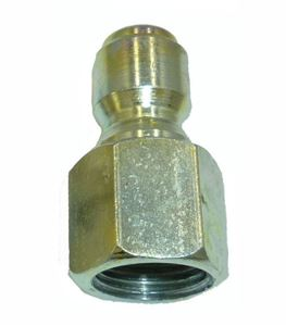 Picture of 3/8 FPT Quick Coupler Plug, Steel