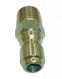Picture of 3/8 MPT Quick Coupler Plug, Steel