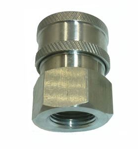 Picture of 1/4 FPT Quick Coupler Socket, Stainless Steel