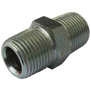 Picture of 3/8M x 3/8M Hex Nipple Steel