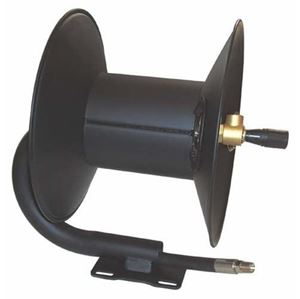"Picture of 3/8"" x 200' Hose Reel with Mounting Base, 4000 PSI"