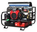Picture of 4,000 PSI Hot Water Pressure Washer 5.5 GPM General, Honda