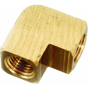 Picture of 1/2 F x F 90° Elbow Brass