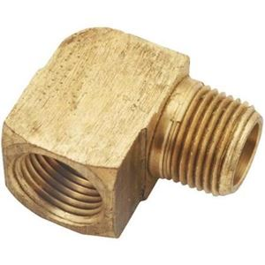 Picture of 1/2 M x F Street Elbow Brass