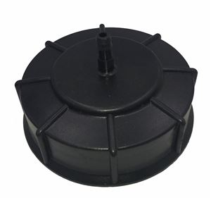 """Picture of 3"""" Hose Barb Lid, LG-4-3-1"""