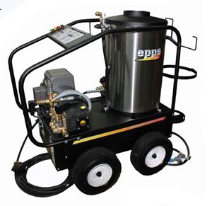 Picture of 3,000 PSI Propane/Electric Hot Water Pressure Washer 3.0 GPM