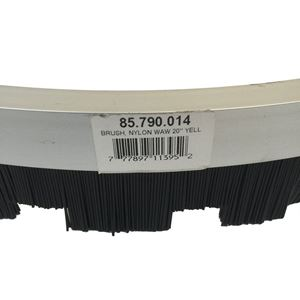 "Picture of 20"" Nylon Brush Skirt  (Yellow)"