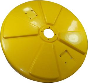 "Picture of Yellow Plastic Cover (20"" New Style)"