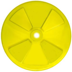 """Picture of 14"""" Yellow Polypropylene Cover"""