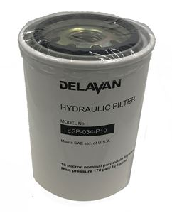 Picture of 10 Micron Universal Hydraulic Oil Filter (Model ESP-034-P10)