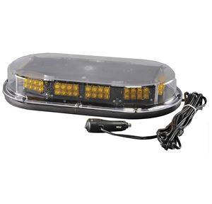 Picture of Low Profile LED Micro Mini Light Bar with Magnetic Mount 12/24V