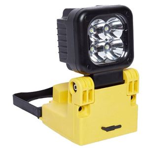 Picture of Portable & Rechargeable LED Work Light 800 Lumens with Magnetic Base
