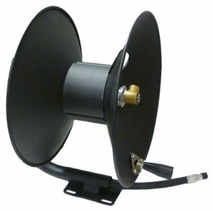 """Picture of 3/8"""" x 200' Hose Reel with Mounting Base, 4000 PSI, 225° F"""