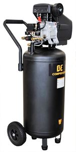 Picture of 20 Gallon Vertical Air Compressor, 2 HP, 120V, 4.0 CFM @ 90 PSI