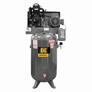 Picture of 80 Gallon Air Compressor, 7.5 HP, 208/230V 1PH, 24 CFM @ 175 PSI