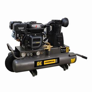Picture of 8 Gallon Wheeled Air Compressor, Powerease 210cc, 12.7 CFM @ 100 PSI