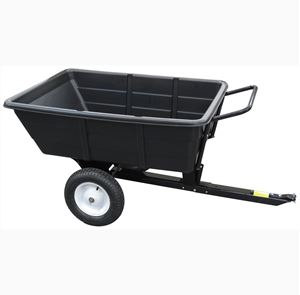 Picture of 10 Cu. Ft Poly Convertible Trailer Cart, TC-10-P