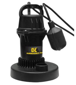 "Picture of 3036 GPH 1/3 HP 1.5"" Discharge Submersible Pump with Float"