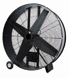 "Picture of 48"" Belt Drive Drum Fan 1.5 HP 19,500 CFM 2 Speed"