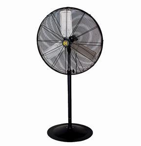 "Picture of 30"" Oscillating Pedestal Fan 1/5 HP 8.750 CFM 2 Speed"