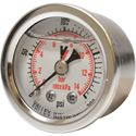 "Picture of 200 PSI Back Mount 1-1/2"" SS Pressure Gauge"