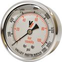 "Picture of 1,500 PSI Back Mount 1-1/2"" SS Pressure Gauge"