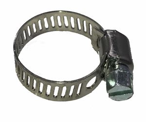 "Picture of Fimco Hose Clamp, 3/8"" OD X 5/16"" SS"