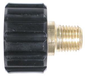 "Picture of 1/4"" x 1-1/2 Screw Type Fitting MNPT (M22)"