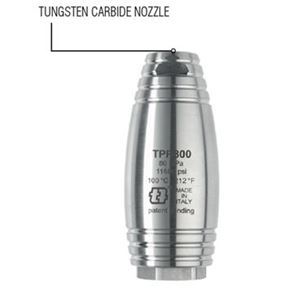 Picture of #2.5 TPR800 11,600 PSI Rotating Nozzle