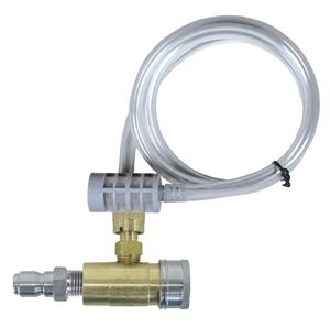 """Picture of BE Low Pressure Chemical Injector 2 - 5 GPM with 3/8"""" Quick Connects"""