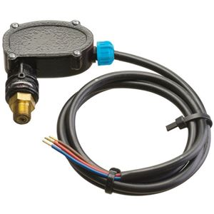 """Picture of PS6 4,060 PSI Pressure Switch, 218 Activation (Blue), 3/8"""" M Brass"""