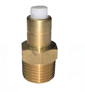 """Picture of Thermal Relief Valve 140º F 1/2"""" MPT"""