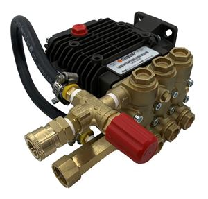 Picture of LWD 3025G 2500PSI, 3.0GPM Comet Direct Drive Pump with Plumbing