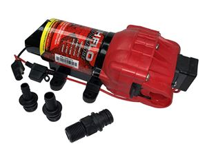 Picture of Fimco HFP-24060-113 HIGH-FLO High Performance 2.4 GPM 60 PSI 12V Pump