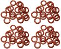 "Picture of 1/4"" Viton Brown O-Ring, QC (100 Pack)"