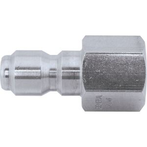 Picture of QD Plug, SS 1/4 x 1/4 NPT-F 6,000 PSI