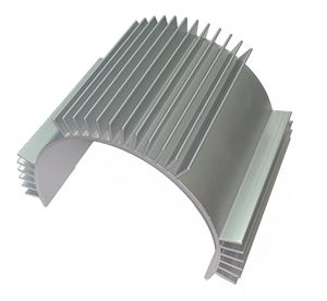 "Picture of Delavan Heat Sink, Fits all 4"" Diameter Delavan Motors (7870/7970/7871/7971 FB Series)"