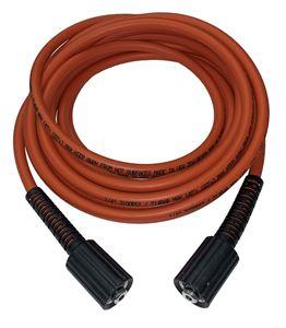 Picture of Generac 25ft x 1/4in Orange Flex Hose M22 3100 PSI
